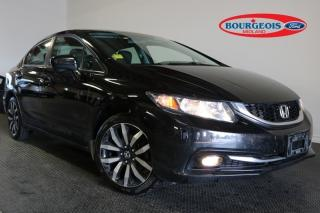 Used 2014 Honda Civic TOURING 1.8L 4CYL for sale in Midland, ON