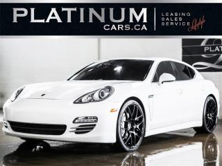 Used 2011 Porsche Panamera 4, AWD, NAVI, WOOD, for sale in North York, ON