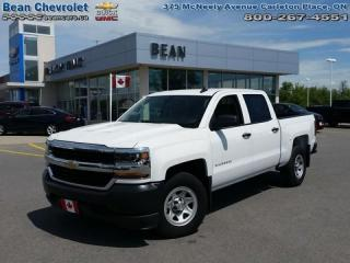 Used 2017 Chevrolet Silverado 1500 WT  BEAN SPECIAL CLEARANCE SALE!! for sale in Carleton Place, ON