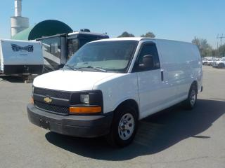 Used 2012 Chevrolet Express 1500 All Wheel Drive Cargo for sale in Burnaby, BC