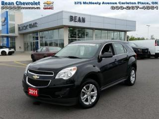 Used 2011 Chevrolet Equinox LS for sale in Carleton Place, ON