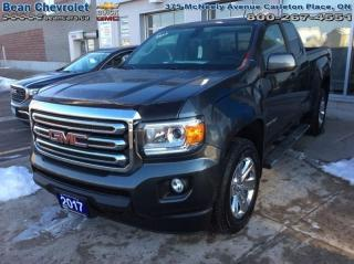 Used 2017 GMC Canyon SLE  BEAN SPECIAL CLEARANCE SALE!! for sale in Carleton Place, ON