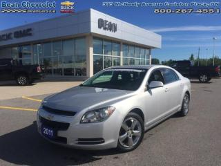 Used 2011 Chevrolet Malibu LT PLATINUM EDITION for sale in Carleton Place, ON