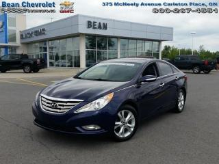 Used 2013 Hyundai Sonata for sale in Carleton Place, ON