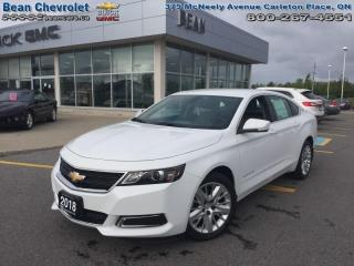 Used 2018 Chevrolet Impala LS for sale in Carleton Place, ON