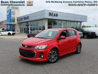 Used 2017 Chevrolet Sonic LT for sale in Carleton Place, ON