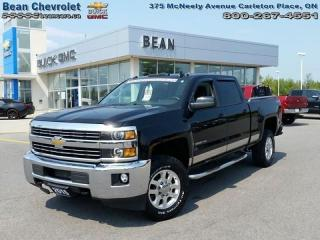 Used 2015 Chevrolet Silverado 2500HD LT for sale in Carleton Place, ON