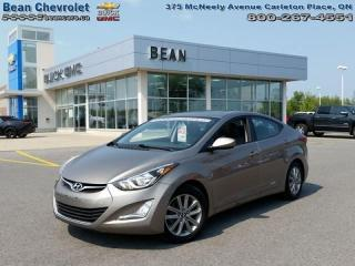 Used 2014 Hyundai Elantra SE for sale in Carleton Place, ON