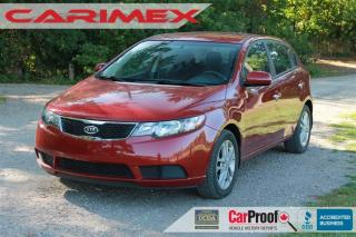 Used 2012 Kia Forte5 2.0L EX Bluetooth | Heated Seats | CERTIFIED for sale in Waterloo, ON