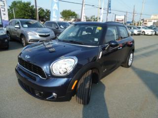 Used 2013 MINI Cooper S ALL4 for sale in Dartmouth, NS