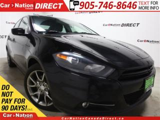 Used 2013 Dodge Dart SXT| WE WANT YOUR TRADE| OPEN SUNDAYS| for sale in Burlington, ON