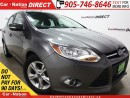 Used 2013 Ford Focus SE for sale in Burlington, ON