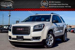 Used 2013 GMC Acadia SLE2|AWD|7 Seater|Sunroof|DVD|Bluetooth|R-Start|Backup Cam|18