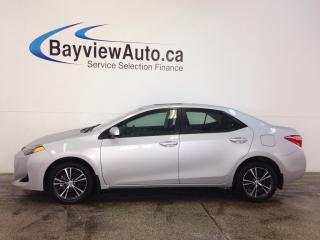 Used 2017 Toyota Corolla LE- ROOF! REV CAM! PRE COLLISION SYSTEM! LDA! for sale in Belleville, ON