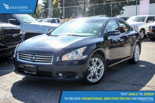 Used 2012 Nissan Maxima SV Sunroof and Heated Seats for sale in Port Coquitlam, BC