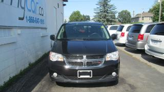 Used 2016 Dodge Grand Caravan Crew for sale in Kingston, ON