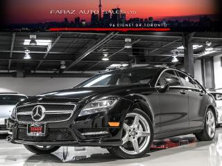 Used 2014 Mercedes-Benz CLS550 DESIGNO AMG 4MATIC FULLY LOADED for sale in North York, ON