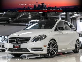 Used 2013 Mercedes-Benz B250 BLINDSPOT PANO ROOF LOADED for sale in North York, ON