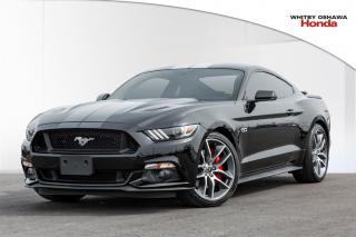 Used 2017 Ford Mustang GT Premium for sale in Whitby, ON