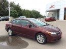 Used 2012 Honda Civic EX..NEW TIRES AND BRAKES.. for sale in Milton, ON
