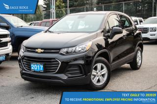New 2017 Chevrolet Trax LS Backup Camera and Air Conditioning for sale in Port Coquitlam, BC