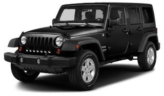 New 2017 Jeep Wrangler UNLIMITED SPORT for sale in Surrey, BC