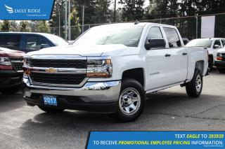 New 2017 Chevrolet Silverado 1500 LS Backup Camera and Air Conditioning for sale in Port Coquitlam, BC