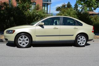 Used 2005 Volvo S40 2.4i for sale in Vancouver, BC