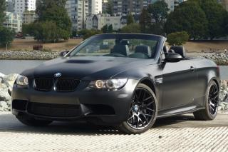 Used 2013 BMW M3 CABRIOLET for sale in Vancouver, BC