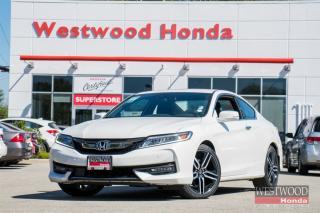 Used 2016 Honda Accord Touring V6 - Warranty Until 2021 for sale in Port Moody, BC