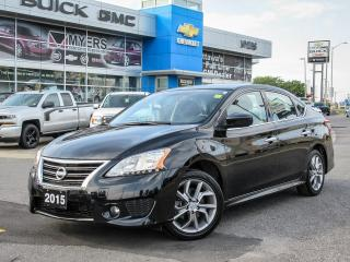 Used 2015 Nissan Sentra SR, AUTO, SUNROOF, LOADED, 2 SETS OF TIRES for sale in Ottawa, ON