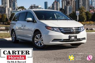 Used 2015 Honda Odyssey EX + PWR DOOR + PUSH START + CERTIFIED! for sale in Vancouver, BC