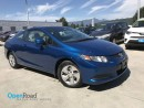 Used 2013 Honda Civic Cpe LX M/T Local Bluetooth AUX A/C Heated Seats Power Lock Power Window TCS ABS for sale in Port Moody, BC
