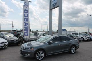 Used 2014 Volkswagen Passat 2.0 TDI Highline for sale in Whitby, ON
