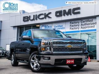 Used 2014 Chevrolet Silverado 1500 LT w/1LT for sale in North York, ON
