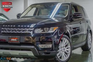 Used 2017 Land Rover Range Rover Sport DIESEL Td6 HSE for sale in Oakville, ON