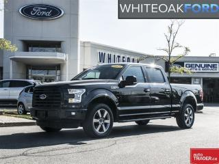 Used 2015 Ford F-150 XLT, SPORT NAVI LWB 5.0L 20'W for sale in Mississauga, ON