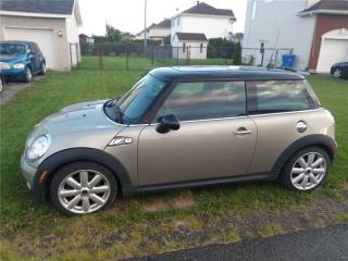Used 2007 MINI Cooper S S for sale in Les Cedres, QC