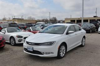 Used 2016 Chrysler 200 C for sale in London, ON