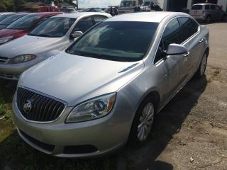 Used 2012 Buick Verano w/1SB for sale in Alliston, ON