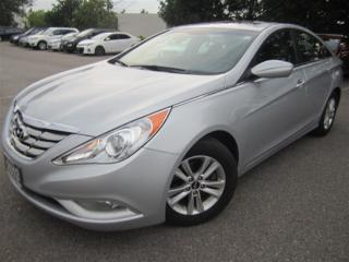 Used 2013 Hyundai Sonata GLS-Sunroof-Alloys-Very Clean for sale in Mississauga, ON