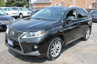 Used 2015 Lexus RX 350 Sportdesign Loaded for sale in Brampton, ON