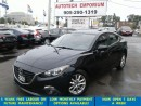 Used 2014 Mazda MAZDA3 GS-SKY Auto Navigation/Sunroof/Camera for sale in Mississauga, ON