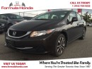 Used 2013 Honda Civic EX | HEATED SEATS | LOW KM for sale in Scarborough, ON