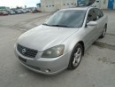 Used 2005 Nissan Altima SE for sale in Innisfil, ON