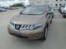 Used 2009 Nissan Murano SL for sale in Innisfil, ON