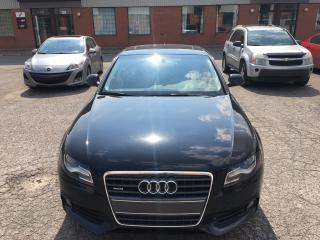 Used 2009 Audi A4 2.0T PREMIUM for sale in Montreal, QC