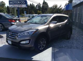 Used 2014 Hyundai Santa Fe SPORT SE 2.0T AWD for sale in Parksville, BC