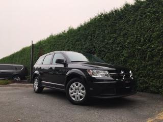 Used 2015 Dodge Journey CVP + A/C + CRUISE CONTROL + NO EXTRA DEALER FEES for sale in Surrey, BC