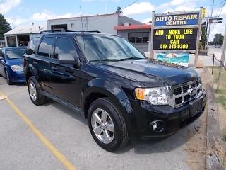 Used 2010 Ford Escape XLT for sale in Strathroy, ON